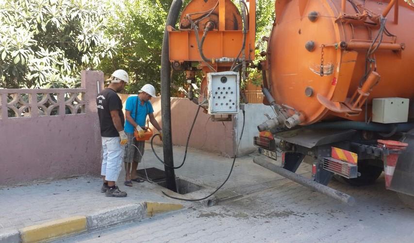 Manavgat Kanalizasyon Açma